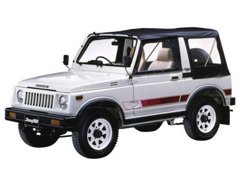 Suzuki Jimny  08.1982 - 10.1984