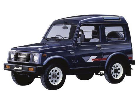 Suzuki Jimny  11.1984 - 01.1990