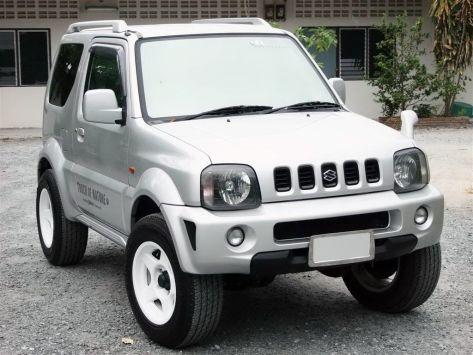 Suzuki Jimny Wide (JB33) 01.1998 - 01.2002