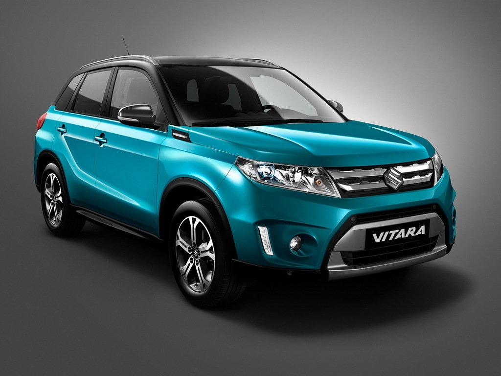 Продажи Suzuki Vitara в России начнутся в 2 15 году