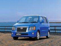 Suzuki Wagon R Solio 2000, хэтчбек 5 дв., 2 поколение