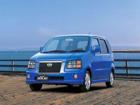 Suzuki Wagon R Solio  12.2000 - 05.2002