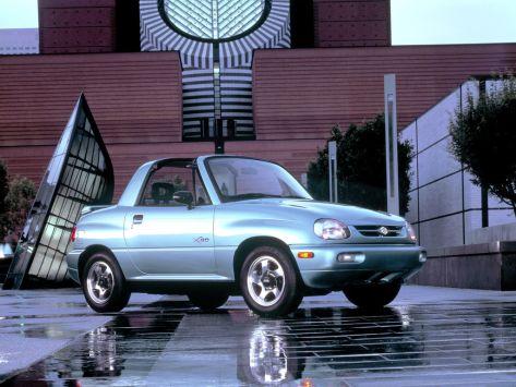 Suzuki X-90  10.1995 - 12.1998