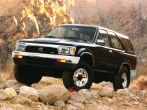 Toyota 4Runner 1989, suv, 2 поколение, N120, N130