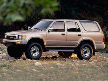 Toyota 4Runner 1989, джип/suv 5 дв., 2 поколение, N120, N130