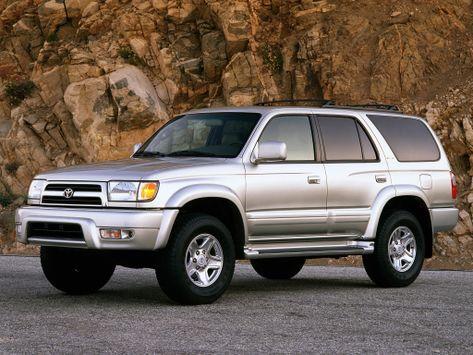 Toyota 4Runner (N180) 08.2000 - 08.2002