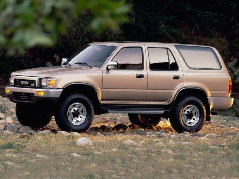 Toyota 4Runner (N120, N130) 04.1989 - 08.1992