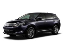 Toyota Harrier 2013, suv, 3 поколение, XU60