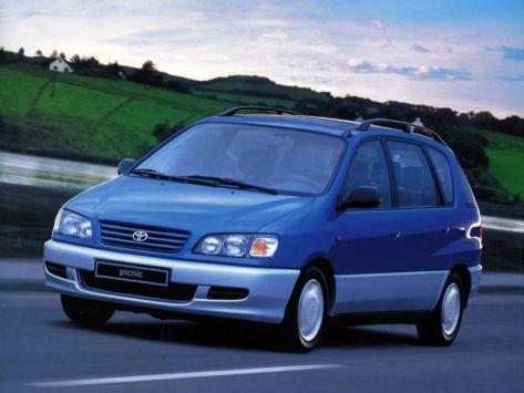 Toyota Picnic (XM10) 05.1996 - 04.2001