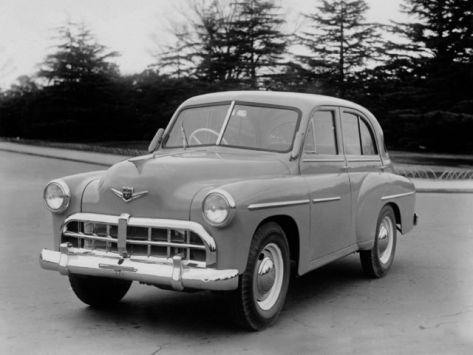 Toyota SF  11.1951 - 08.1953