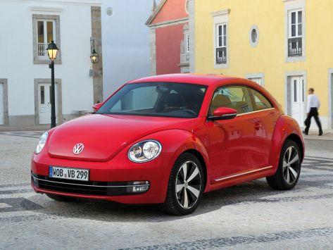 Volkswagen Beetle (A5) 09.2011 - 11.2016