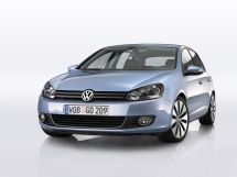 Volkswagen Golf 2008, hatchback, 6th generation, Mk6