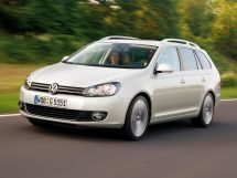 Volkswagen Golf 2008, station wagon, 6th generation, Mk6