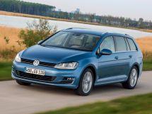 Volkswagen Golf 7 поколение, 08.2012 - 03.2017, Универсал