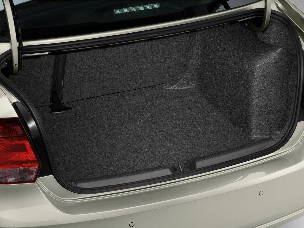 Фольксваген Поло багажник — описание модели