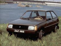 ЗАЗ Таврия 1987, хэтчбек, 1 поколение, ЗАЗ-1102