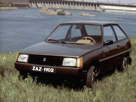 ЗАЗ Таврия (ЗАЗ-1102) 11.1987 - 12.1997