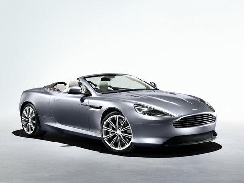 Aston Martin Virage 2011 - 2012