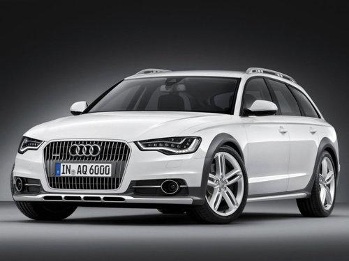 Audi A6 allroad quattro 2012 - 2014