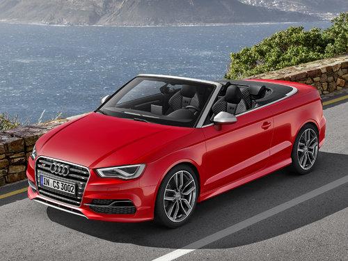 Audi S3 2014 - 2016