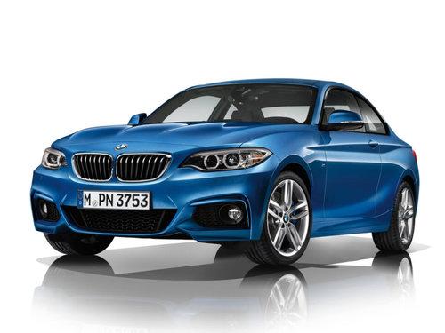 BMW 2-Series 2014 - 2017