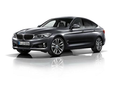 BMW 3-Series Gran Turismo 2013 - 2016