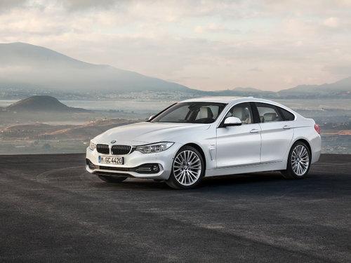 BMW 4-Series 2014 - 2017