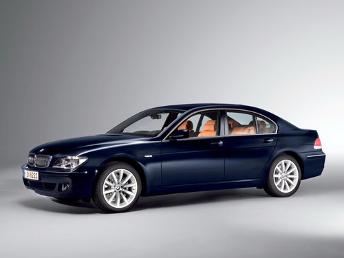 BMW 7-Series 2005 - 2008