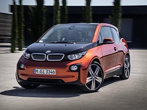 BMW i3 2013 - 2018
