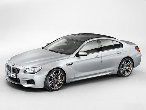 BMW M6 2013 - 2015