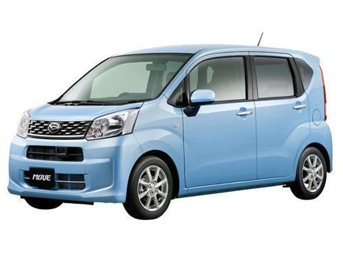 Daihatsu Move 2014 - 2017