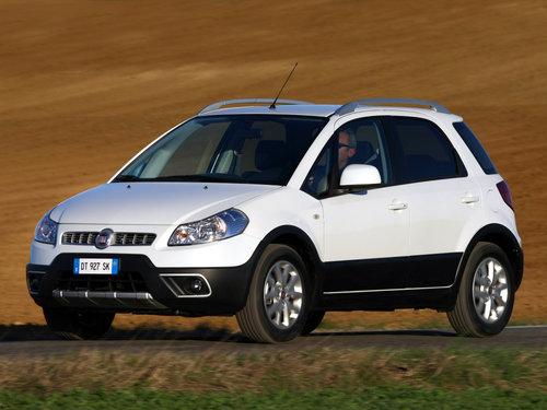 Fiat Sedici 2009 - 2011