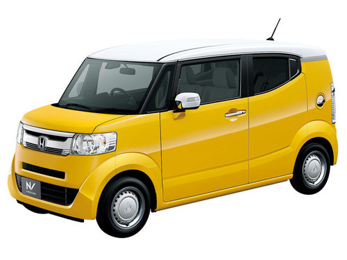 Honda N-BOX Slash 2014 - 2020