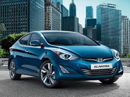 Hyundai Elantra 2013 - 2016