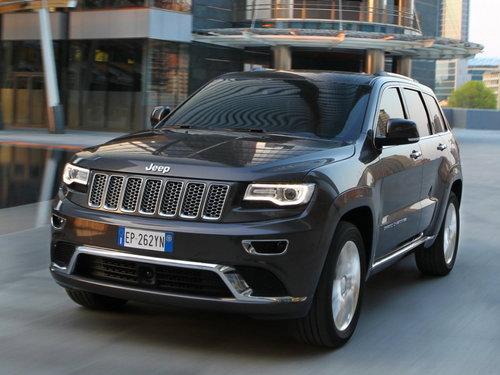 Jeep Grand Cherokee 2013 - 2018