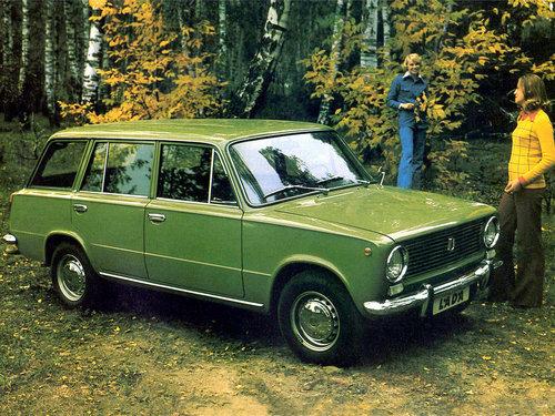 Лада 2102 1971 - 1986