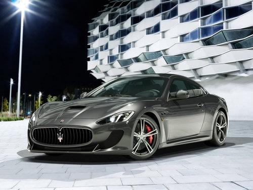 Maserati GranTurismo 2007 - 2016