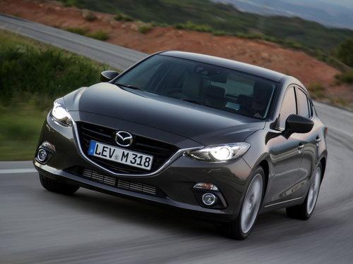 Mazda Mazda3 2013 - 2016