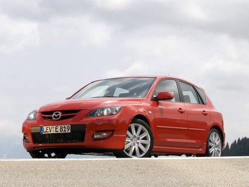 Mazda Mazda3 MPS 2006 - 2009