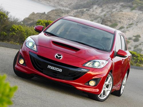 Mazda Mazda3 MPS 2009 - 2011