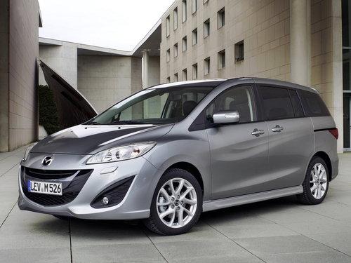 Mazda Mazda5 2010 - 2015