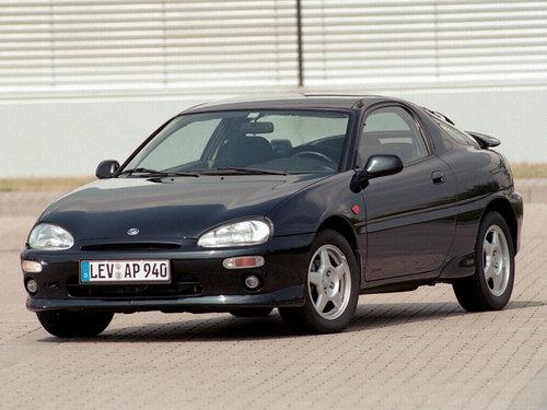 Mazda MX-3 1991 - 1993