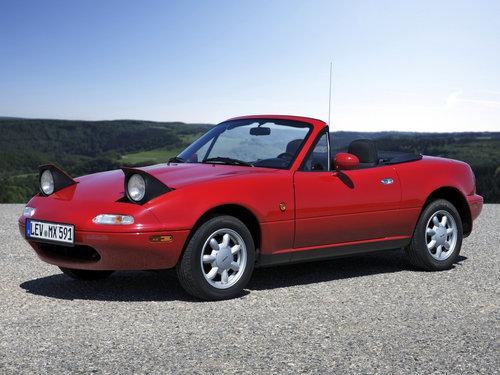Mazda MX-5 1989 - 1998