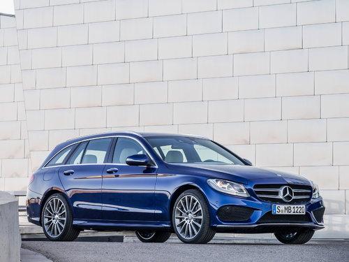 Mercedes-Benz C-Class 2014 - 2018