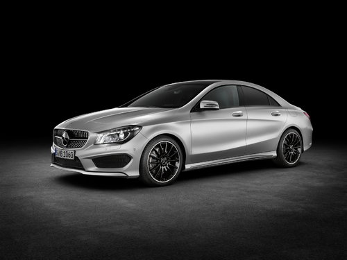 Mercedes-Benz CLA-Class 2013 - 2016