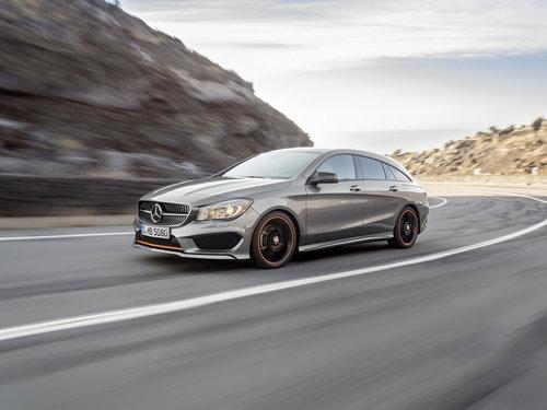 Mercedes-Benz CLA-Class 2014 - 2016