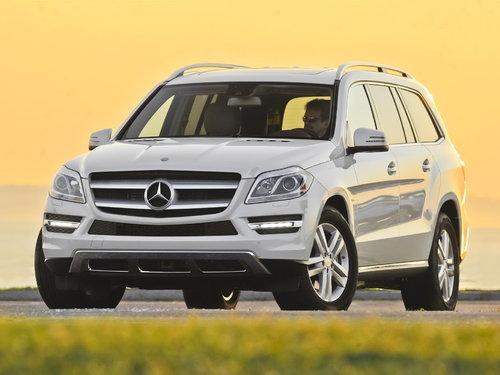 Mercedes-Benz GL-Class 2012 - 2015