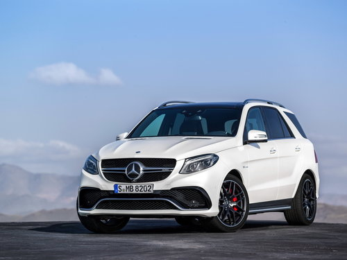 Mercedes-Benz GLE 2015 - 2018