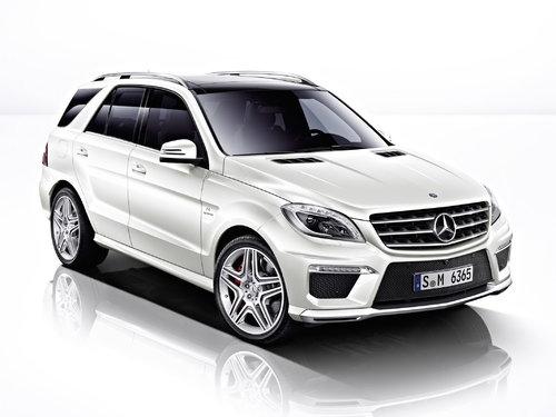 Mercedes-Benz M-Class 2011 - 2015