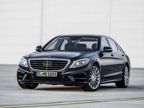 Mercedes-Benz S-Class 2013 - 2017